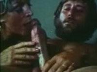 Granny Blowjob Vintage Porno