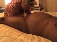 Private Oma dreht nen Porno