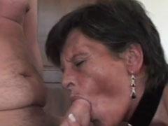 Oma und Opa im Swinger Club