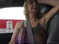 Omi will Sex mit einem Fremden