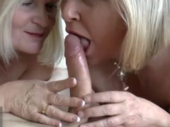 Heisser Oma Dreier Porno