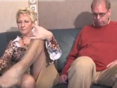 Geiler deutscher Oma Porno