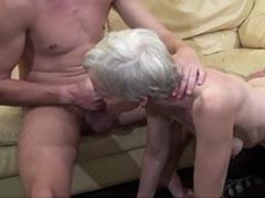 Alte Frauen Pornos sind geiler
