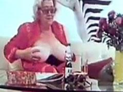 Oma Vintage Porno mit fetten alten Frauen
